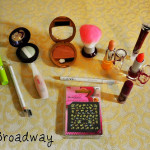 [1, 2, 3... Prova] Miss Broadway make up